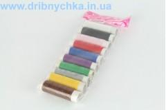 Набір ниток ( кольорові )
