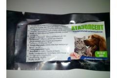 Атазолсепт 1 таблетка (на 20 кг.)