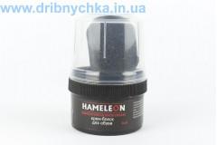 Крем-блиск до взуття HAMELEON (банка )