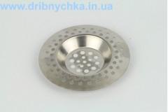 Сітка в мийку металічна