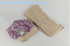 Комплект шапка + шарф ( фліс )