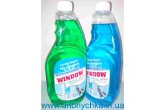 Засіб для миття вікон WINDOW ( запаска )